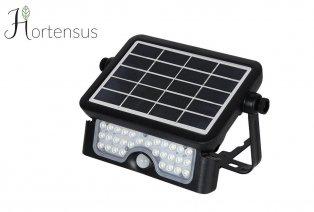 Lampe solaire LED avec détection de mouvement