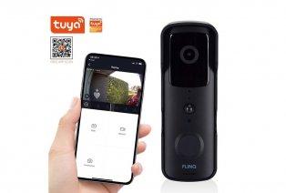 Smart deurbel met camera