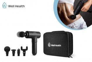 Massagepistool voor de spieren