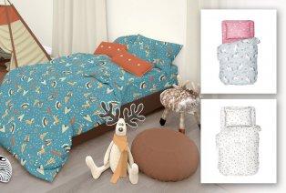 Funda de edredón para cama infantil