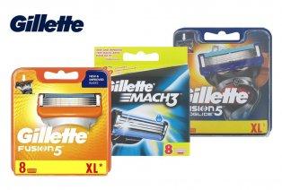 Recambios para maquinilla de afeitar Gillette