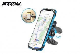 Soporte de smartphone para bicicleta