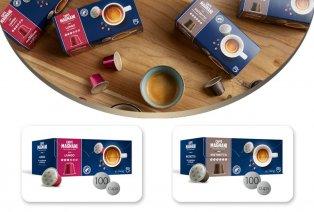 100 koffiecups voor Nespresso