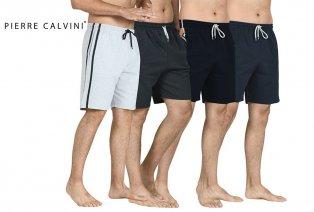 Conjunto de 2 cómodos pantalones cortos deportivos