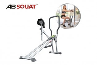 Appareil de fitness Ab Squat