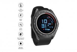 Smartwatch met gezondheidsfuncties