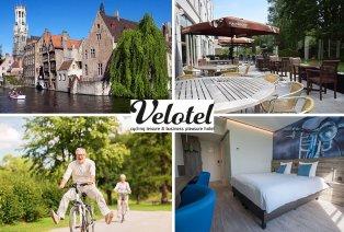 4 sterrenverblijf in Brugge