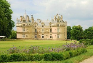 Halbpension an der Loire
