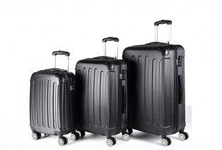 Set di valigie da 3 pezzi
