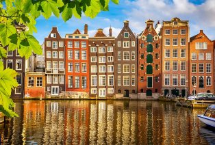 Citytrip à Amsterdam