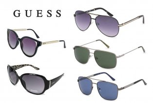 Sonnenbrille der Top-Marke Guess