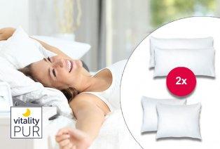 Fundas de almohada con efecto de frescor