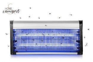 Lampe électrique anti-insectes avec lumière UV