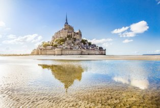 Heerlijk vertoeven nabij de Mont Saint-Michel