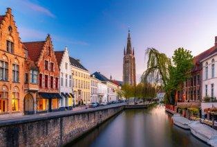 4-sterrenverblijf in hartje Brugge
