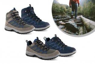 Chaussures de randonnée résistantes