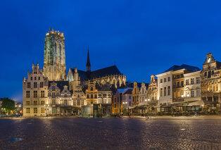 4-sterrenverblijf in Mechelen met wellness