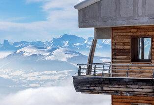 Séjour au ski dans les Alpes françaises
