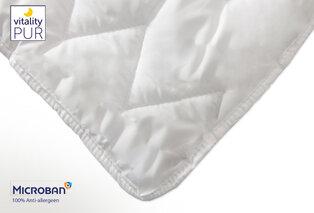 Antibacteriële matrasbeschermer