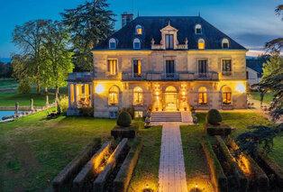 Séjour de luxe avec piscine près de Poitiers