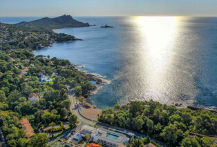 Séjour à la Côte d'Azur avec piscine