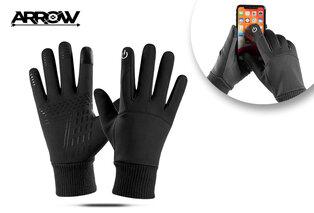 Wasser- und windfeste Handschuhe