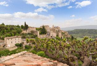 Séjour luxueux en Provence