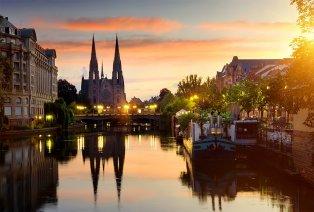Citytrip à Strasbourg et dégustation de vin