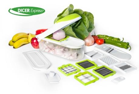 Dicer express outspot for Appareil de cuisine