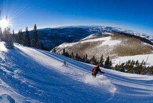 Skiën in volpension in de Franse Alpen