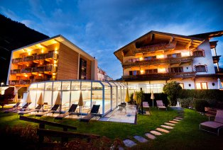 Viersterrenverblijf met halfpension en wellness in Tirol