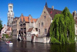 Viersterrenverblijf in Brugge