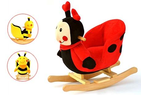 Sedia a dondolo per bambini outspot - Sedia a dondolo bambini ...