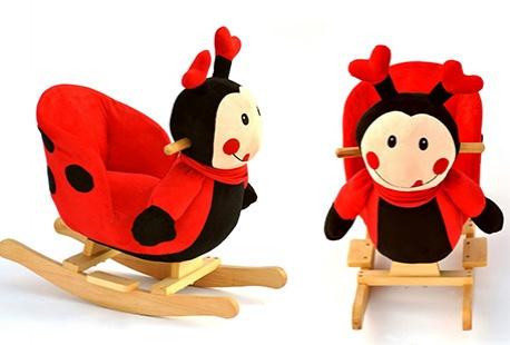 Sedie A Dondolo In Legno Per Bambini : Sedia a dondolo per bambini outspot