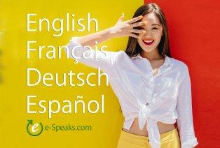 Online Sprachschulung