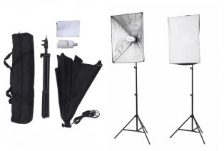 Fotostudio-Set