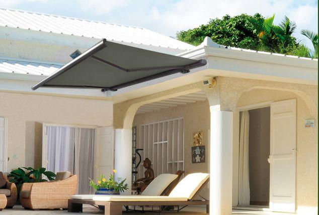 Auvent Pour Terrasse Et Pare Soleil   Outspot