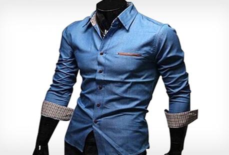 29439b1bdb135 Camisa vaquera para hombre - Outspot