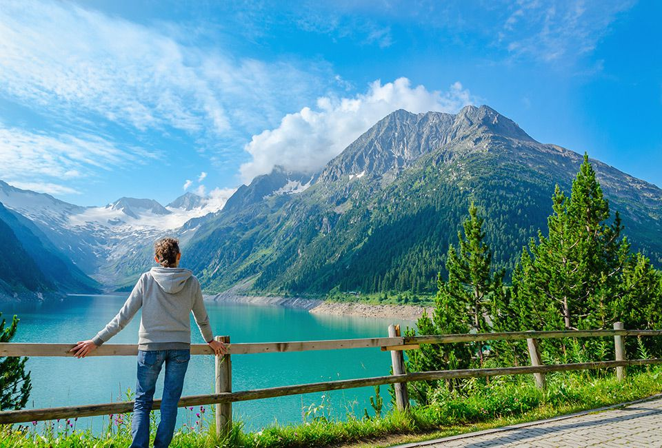 vacances autriche Vacances d´été dans le Zillertal autrichien (7 n.) à l´hôtel Untermetzger  ou à la Pension Klammerschneider, comprend le verre de bienvenue, ...