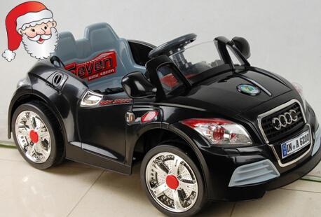 free voiture lectrique pour enfant de type audi bmw ou cadillac with housse de couette bmw. Black Bedroom Furniture Sets. Home Design Ideas