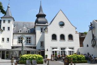 Romantisch kasteelverblijf nabij Maastricht (NL)
