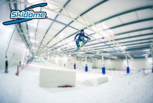 Indoor skiën en snowboarden (Rucphen of Terneuzen)