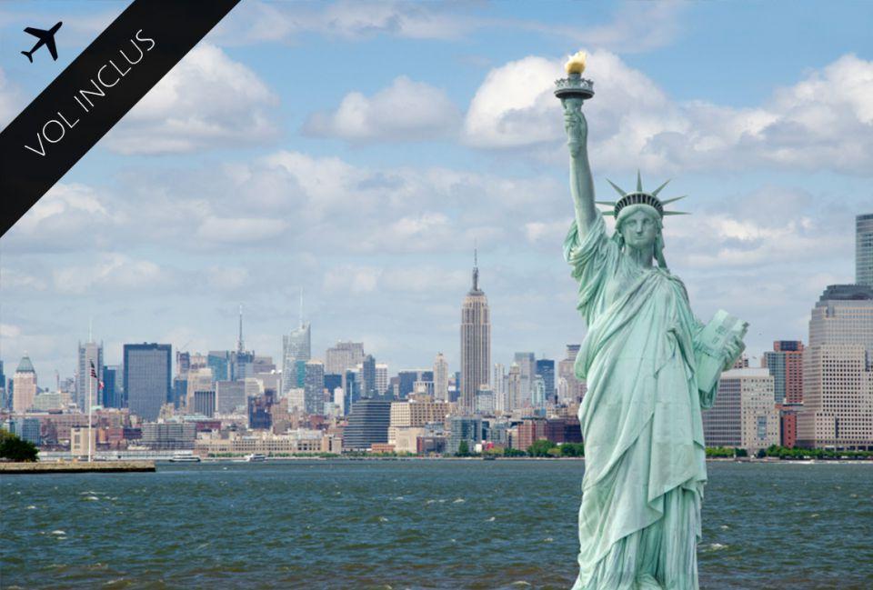 Citytrip de luxe new york 3 n vol de nuit outspot for Piscine zaventem