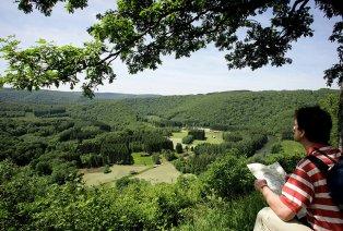 Séjour nature dans la province de Luxembourg (BE)