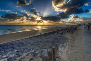 Séjour détente à la mer dans le village zélandais de Zoutelande (PB)