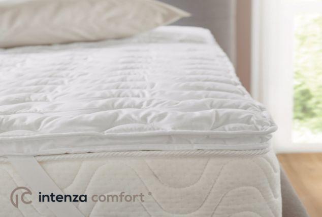 Comfortabele topdekmatras, beschikbaar in verschil