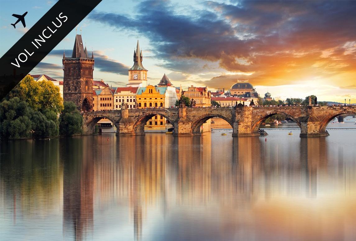 Vol Et Hotel Prague