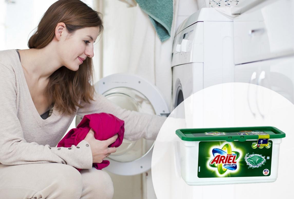 ariel wasch tabs outspot. Black Bedroom Furniture Sets. Home Design Ideas