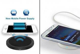 Induktionsladegerät für Smartphone