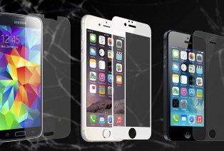 Beschermglas smartphone